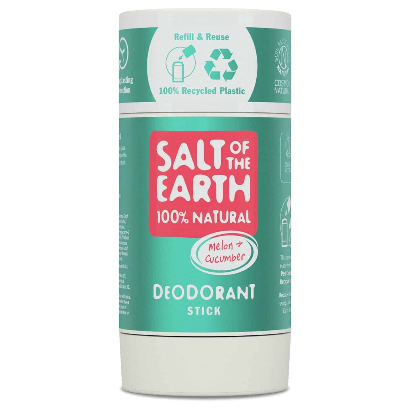 Natural-deodorant-stick-melon-cucumber-salt-of-the-earth-front